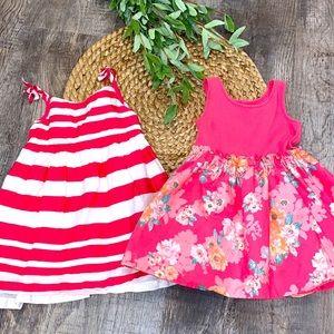 Children's place dress lot size 12-18 months